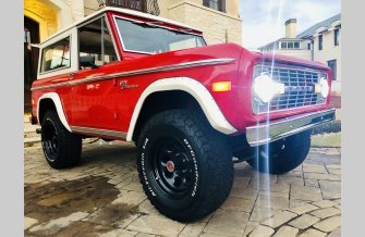 1977 Ford Bronco for sale 101053820