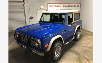 1977 Ford Bronco for sale 101099876