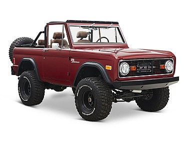 1977 Ford Bronco for sale 101106622