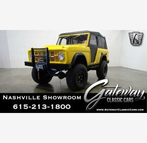 1977 Ford Bronco for sale 101122508
