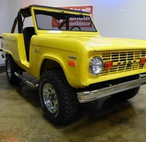 1977 Ford Bronco for sale 101132341