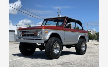 1977 Ford Bronco for sale 101243607