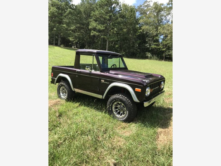 1977 Ford Bronco for sale 101411525