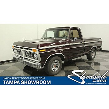 1977 Ford F100 for sale 101043252