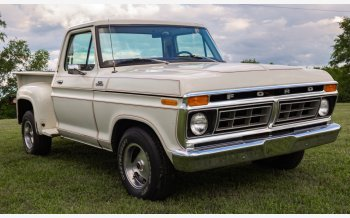 1977 Ford F100 2WD Regular Cab for sale 101550211