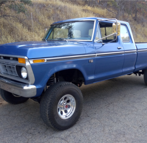 1977 Ford F150 4x4 SuperCab for sale 101042736