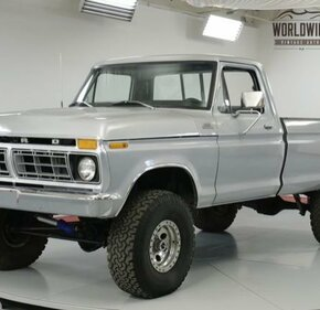 1977 Ford F150 for sale 101072527