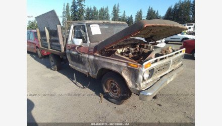 1977 Ford F150 for sale 101409394