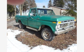 1977 Ford F250 4x4 Regular Cab for sale 101090829