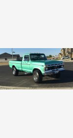 1977 Ford F250 4x4 Regular Cab for sale 101324744