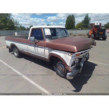 1977 Ford F250 for sale 101337282