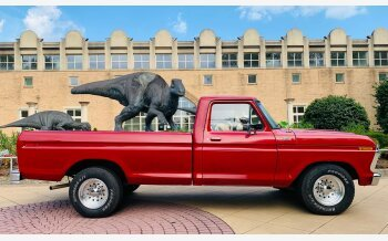 1977 Ford F250 2WD Regular Cab for sale 101362394