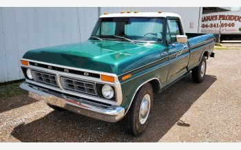 1977 Ford F250 2WD Regular Cab for sale 101394788
