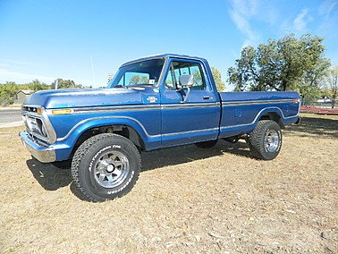 1977 Ford F250 for sale 101404911