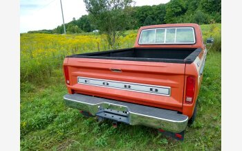1977 Ford F250 2WD Regular Cab for sale 101570796