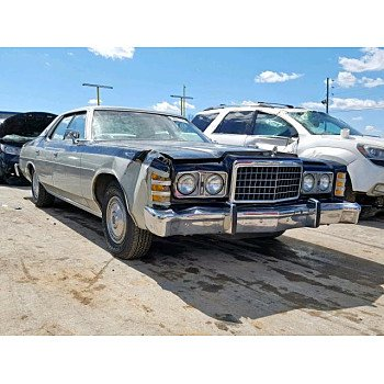 1977 Ford LTD for sale 101115519