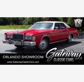 1977 Ford LTD for sale 101227070