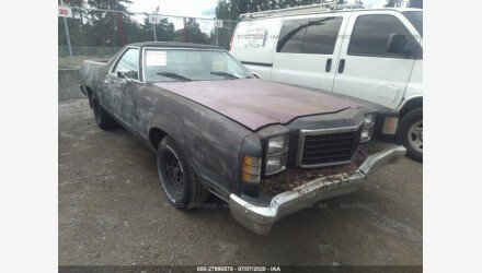 1977 Ford Ranchero for sale 101349568