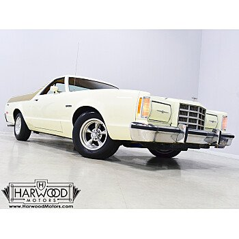 1977 Ford Ranchero for sale 101407297