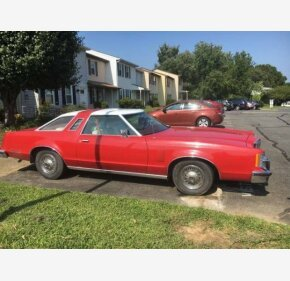 1977 Ford Thunderbird for sale 101032876