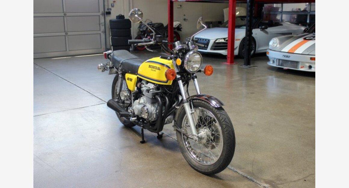 1977 Honda CB400F for sale 200610393