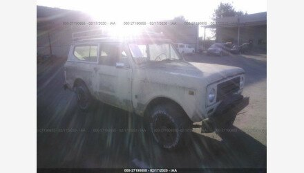 1977 International Harvester Scout for sale 101296005