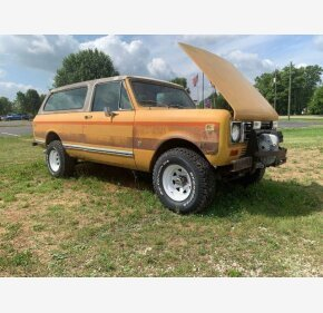 1977 International Harvester Scout for sale 101386391