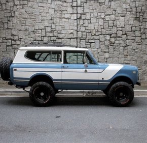 1977 International Harvester Scout for sale 101391973