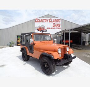 1977 Jeep CJ-5 for sale 100974333