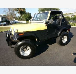 1977 Jeep CJ-5 for sale 101288911