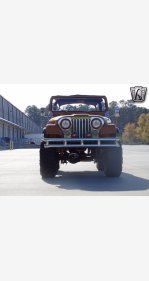 1977 Jeep CJ-5 for sale 101425485