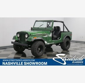 1977 Jeep CJ-7 for sale 101180541