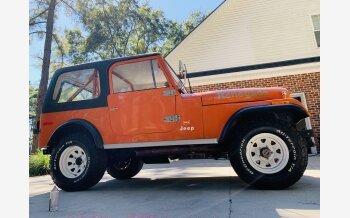1977 Jeep CJ-7 for sale 101627277