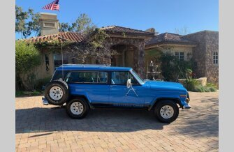 1977 Jeep Cherokee 4WD Chief 2-Door for sale 101482808