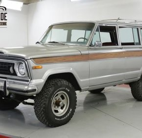1977 Jeep Wagoneer for sale 101158875