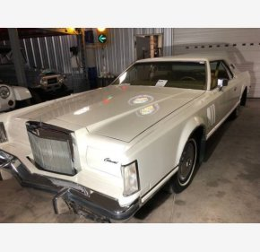 1977 Lincoln Continental for sale 101056309