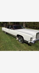 1977 Lincoln Continental for sale 101225557