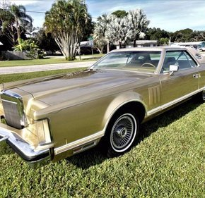 1977 Lincoln Continental for sale 101398248
