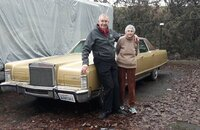 1977 Lincoln Continental for sale 101399460