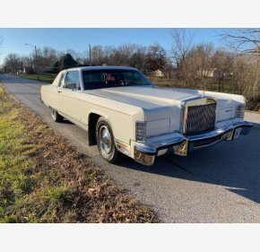 1977 Lincoln Continental for sale 101441073