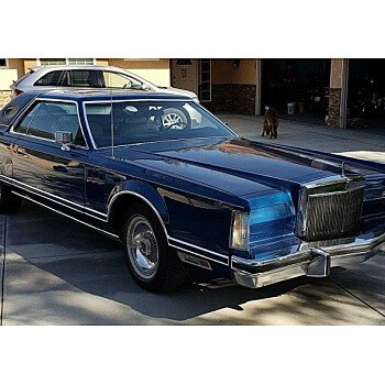 1977 Lincoln Mark V for sale 100995979