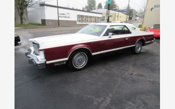 1977 Lincoln Mark V for sale 101275427