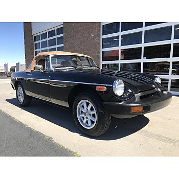 1977 MG MGB for sale 101109861