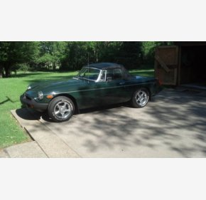1977 MG MGB for sale 101012548