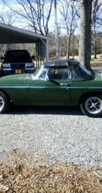 1977 MG MGB for sale 101119180