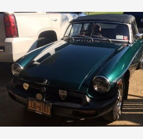 1977 MG MGB for sale 101214103