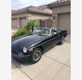 1977 MG MGB for sale 101220463