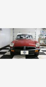 1977 MG MGB for sale 101268403