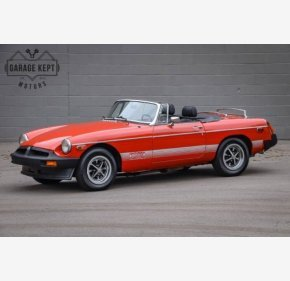 1977 MG MGB for sale 101329130