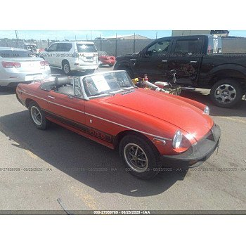 1977 MG MGB for sale 101342253